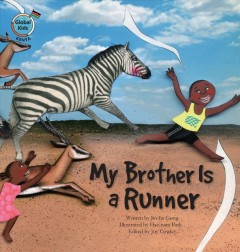 My brother is a runner - Kenya