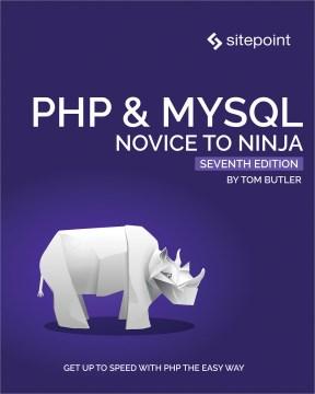 Php & Mysql - Novice to Ninja