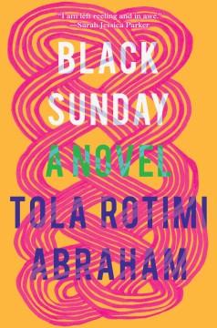 Black Sunday A Novel