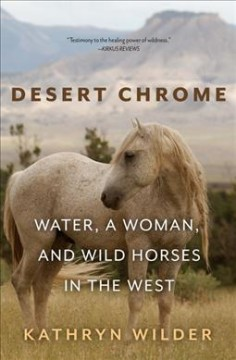 Desert Chrome - Water, a Woman, and Wild Horses in the West