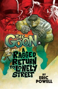 The Goon (2019-). 1, A ragged return to lonely street
