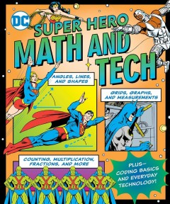 Dc Super Heroes Math and Tech