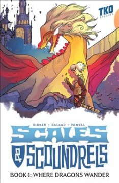 Scales & Scoundrels 1 - Where Dragons Wander