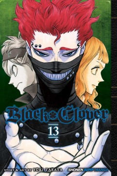 Black clover. 13, the royal knights selection test
