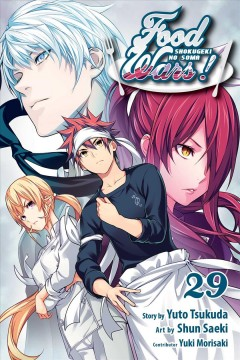 Food Wars! 29 - Shokugeki No Soma