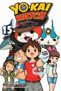 Yo-kai watch. 15