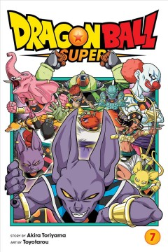 Dragon Ball super. 7, Universe survival! Tournament of Power begins!!