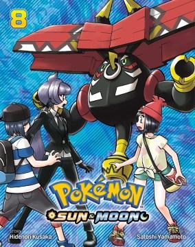 Pokaemon Sun & Moon. 8