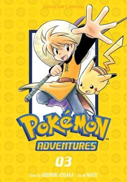 Pokm̌on Adventures 3