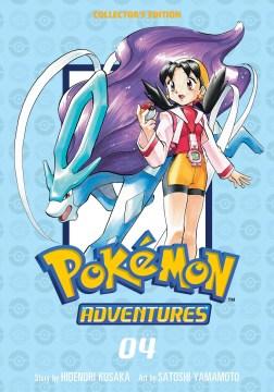 Pokm̌on Adventures 4