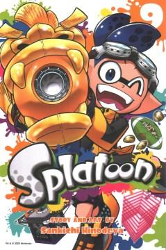 Splatoon. Vol. 9