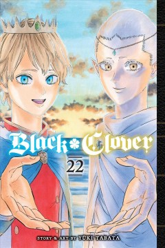 Black clover. 22, Dawn