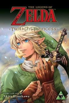 The legend of Zelda - twilight princess. 7