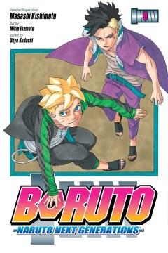 Boruto - Naruto next generations. Volume 9, Up to you