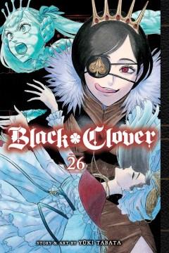 Black clover. 26, Black oath