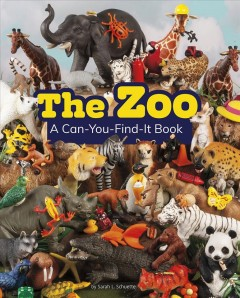 The zoo - a can-you-find-it book
