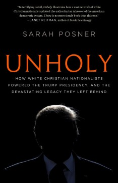 Unholy - why white evangelicals worship at the altar of Donald Trump