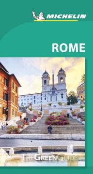 Michelin Rome - the green guide
