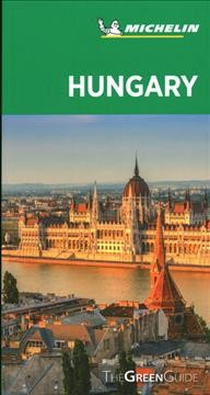 Michelin Hungary - the green guide