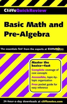 CliffsQuickReview-basic-math-and-pre-algebra