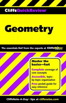 CliffsQuickReview-geometry
