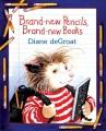 Brand-new pencils, brand-new books