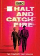 Halt and catch fire. The complete first season