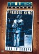 Freddie King live in Europe.