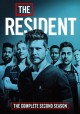 The resident. The complete second season.