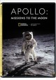 Apollo. Missions to the moon