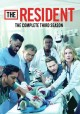 The resident. The complete third season.
