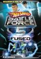 Hot wheels battle force 5, fused. Season 2, volume 4.