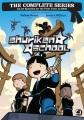 Shuriken school : the complete series.
