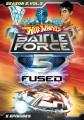Hot wheels battle force 5, fused. Season 2, volume 3