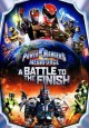 Power Rangers megaforce. A battle to the finish