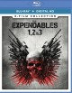 The Expendables 1, 2, & 3