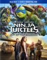 Teenage Mutant Ninja Turtles. Out of the shadows