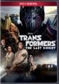 Transformers. The last knight