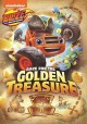 Blaze and the monster machines. Race for the golden treasure