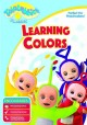 Teletubbies classics. Learning colors.