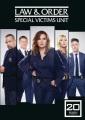 Law & Order Special Victims Unit: Season 20 (DVD)