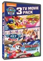 PAW patrol : 3 TV movie pack