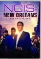 NCIS: New Orleans. The final season