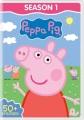 Peppa pig. Season 1.