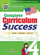 COMPLETE CURRICULUM SUCCESS, GRADE 4.