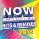 Now that's what I call hits & remixes 2018.