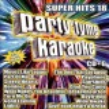 Party tyme karaoke super hits 18.