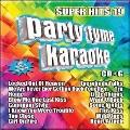 Party tyme karaoke. Super hits 19