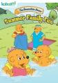 The Berenstain Bears. Summer family fun.