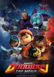 Boboiboy : the movie